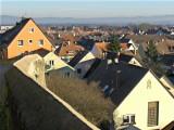Breisach rooftops
