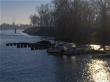 Moorings near Strasbourg.1