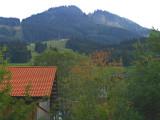 Nesselwang balcony view