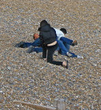 HIGHJINKS ON THE BEACH
