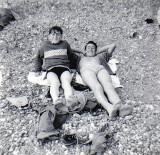 Derek & brother Ivor 1958