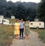 Derek &  both Mums 1965