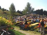 AUTUMN FESTIVAL SUNDAY AT THE NAGGLER ALM