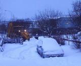 Winter in Seltjarnarnes