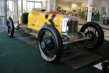 1927 Miller Front-Drive Indy Race Car, winner of 1930 Indianapolis 500. ISO 400, 1/87.8 sec., f/3.