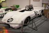 1971 McLaren M12-B Can Am Racer with 700+ hp Chevrolet V8. ISO 200, 1/5.5 sec., f/2.7.
