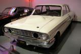 1964 Ford Fairlane Thunderbolt Factory Drag Racer with 427 cid, 500 hp V8. ISO 200, 1/4.4 sec., f/2.7.