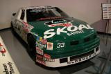 1991 Oldsmobile Cutlass Skoal Bandit NASCAR Racer with 358 cid, 650 hp V8. ISO 200, 1/4.5 sec., f/2.7.
