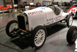 1926 Pontiac Boat-Tail Racer/Hill Climber with 40 hp 6-cylinder engine. ISO 400, 1/6.2 sec., f/2.7.