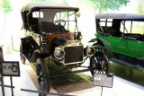1913 Ford Model T Touring. ISO 400, 1/2.8 sec., f/2.7.
