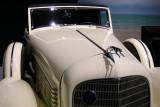 1938 Lincoln Model K Twelve (V12). ISO 200, 1/20.7 sec., f/2.7.