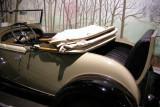 1928 Olsmobile F-28 Roadster. ISO 400, 1/9.4 sec., f/2.7.
