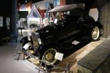1926 Ford Model T Roadster. ISO 400, 1/6.5 sec., f/2.7.