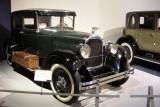 1926 Packard Club Sedan. ISO 800, 1/5.7 sec., f/2.7.