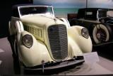 1938 Lincoln Model K Twelve (V12). ISO 200, 1/12.6 sec., f/2.7.