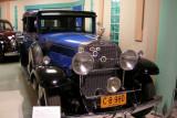 1931 Cadillac Town Sedan. ISO 200, 1/8.9 sec., f/2.7.