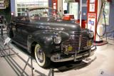 1941 Chevrolet Deluxe Convertible. ISO 200, 1/4.7 sec., f/2.7.