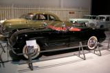 1954 Chevrolet Corvette. ISO 200, 1/6.6 sec., f/2.7.
