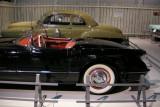 1954 Chevrolet Corvette. ISO 200, 1/7.4 sec., f/2.7.
