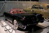 1954 Chevrolet Corvette. ISO 200, 1/6.7 sec., f/2.7.