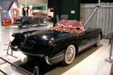 1954 Chevrolet Corvette. ISO 200, 1/3 sec., f/2.7.