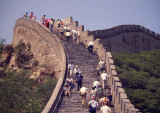 The Great Wall of China, 1985.
