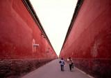 China's Forbidden City, 1985.