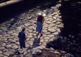 Rome's Roman Forum, 1982.