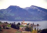 Spiez, Switzerland, 1987.