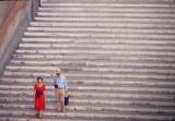 Campidoglio, Rome, 1982.