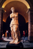Venus de Milo, Louvre, Paris, 1987.