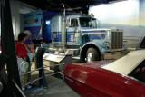 1984 Peterbilt truck.