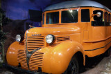 This 36-passenger schoolbus has a 1936 body by Carpenter Body Works ...