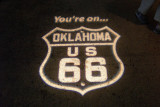 Route 66 was commissioned in 1926 and fully paved by the late 1930s.