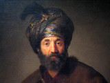Rembrandt van Rijn and Workshop, Man in Oriental Costume, 1635