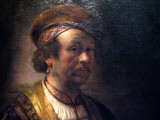 Rembrandt Workshop, Portrait of Rembrandt, 1650