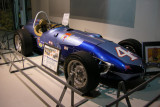 This 1960 Watson Roadster  was driven to victory in the 1960 Indianapolis 500 by Jim Rathman. ISO 64, 1/4.7 sec., f/2.7.