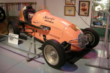 1955 Hallegas Sprint Car with 4-cylinder Ford engine. ISO 200, 1/3.8 sec., f/2.7.
