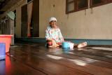 Rantau Abang village folk.