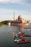 Putrajaya mosque.