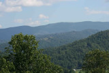 Just south of Ashville, NC on the Blue Ridge Parkway.