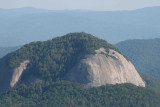 Looking Glass Rock is still as beautiful as the last dozen times I've seen it during my life.