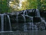 Brushy Falls - Early Autumn