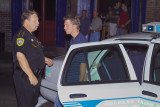 Under arrest on Bourbon Street 1