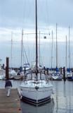 02-26 Sea Ya, our yacht in Tiburon