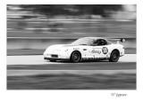 running the track at Sebring