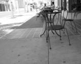 sidewalk afternoon