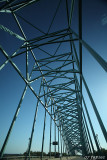beautiful blue bridge revisited