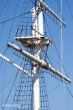 The Devils Elbow HMS GANGES Mast
