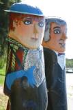 John Raddenbury and Lady